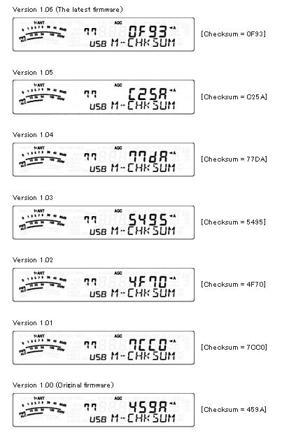 kenwood ts-480 verze firmware