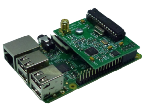 Raspberry pi3 + dvmega