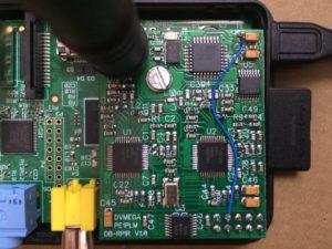 Raspberry Pi 3 + DVMega