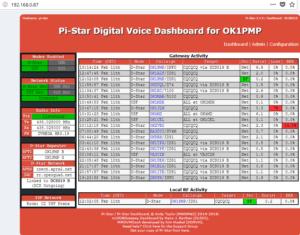 Dstar + fusion dashboard